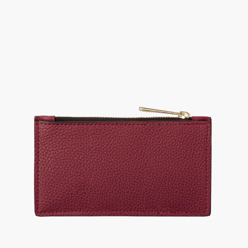 product Soho Zippered Card Holder