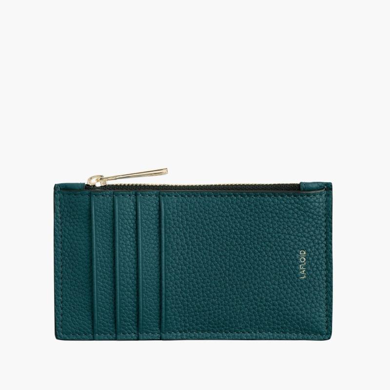 Soho Zippered Card Holder